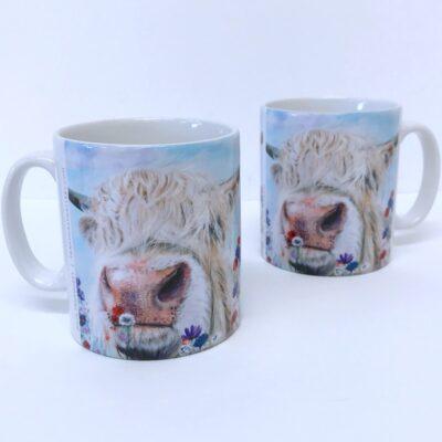 Highland Cow Douglas Mug Gift Pankhurst Cards and Gifts