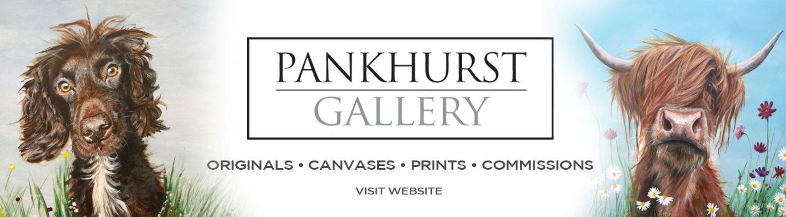 Pankhurst Galler Banner