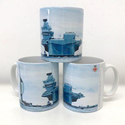 HMS Prince of Wales Mug Gift