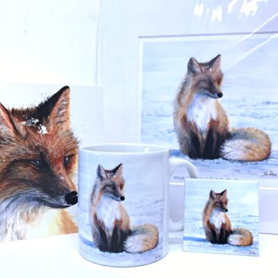 Red Fox Wistful Thinking Gift Collection Pankhurst Cards and Gifts